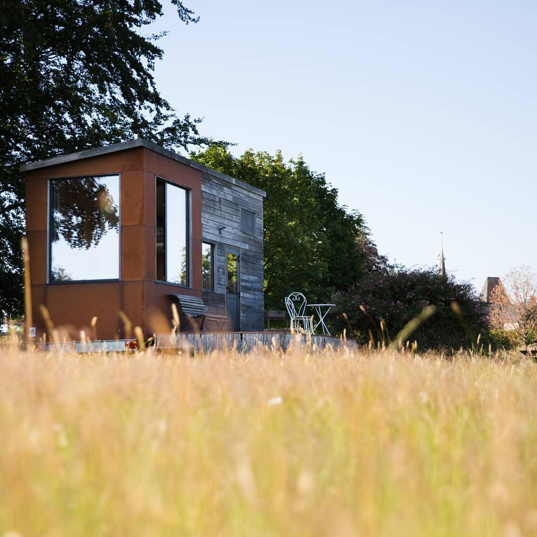 GreenGo - La Tiny House du Parc 1