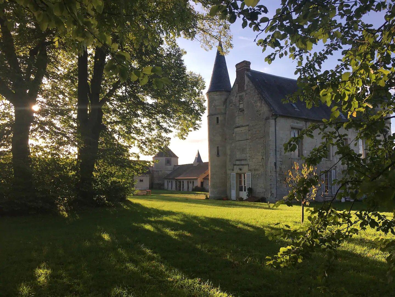 GreenGo - Le château de Coyolles 15