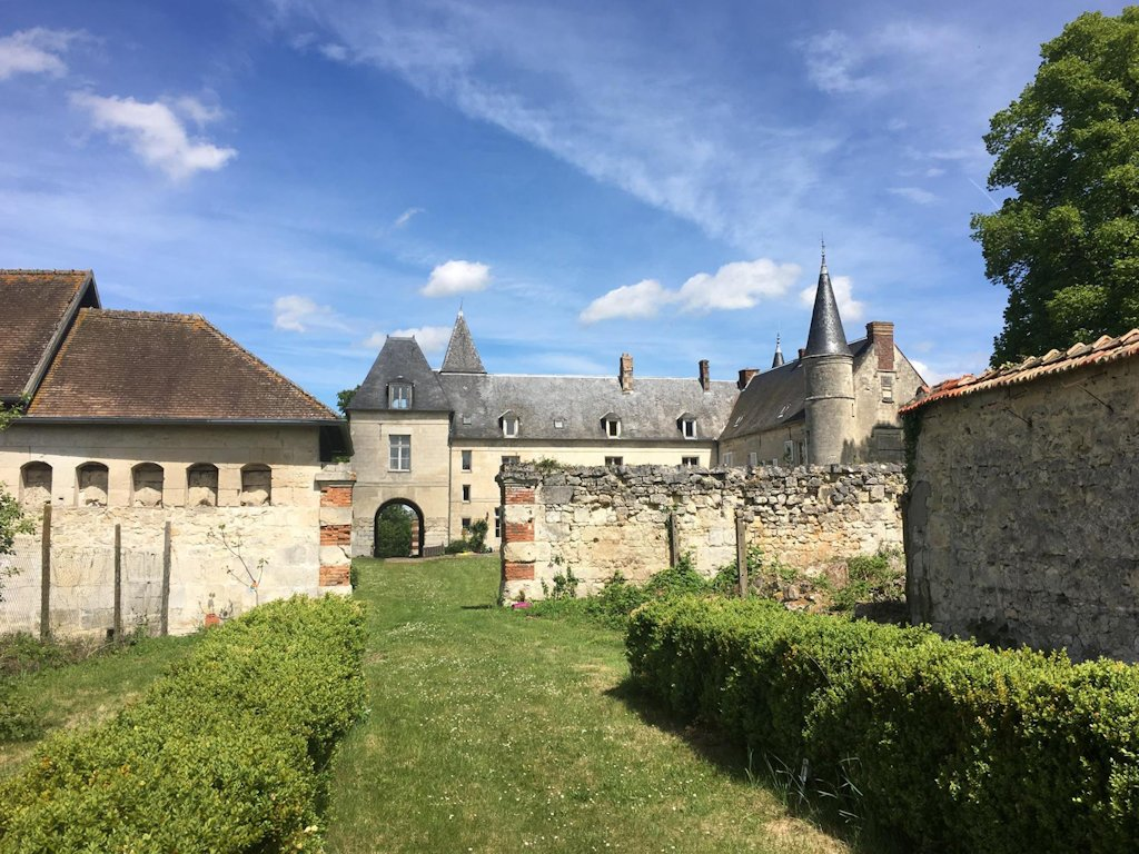 GreenGo - Le château de Coyolles 21