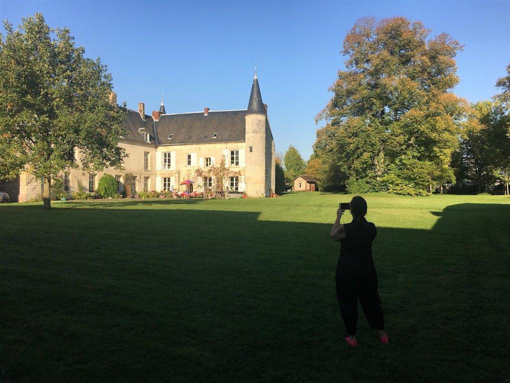 GreenGo - Le château de Coyolles 22