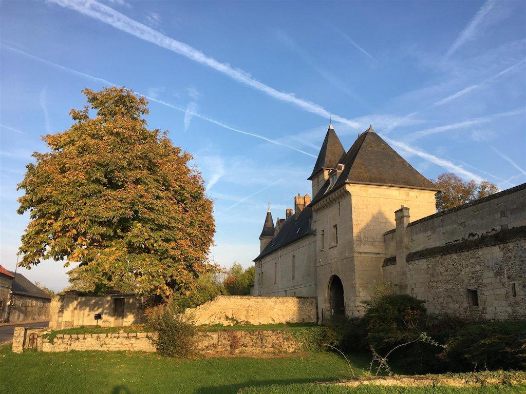 GreenGo - Le château de Coyolles 36
