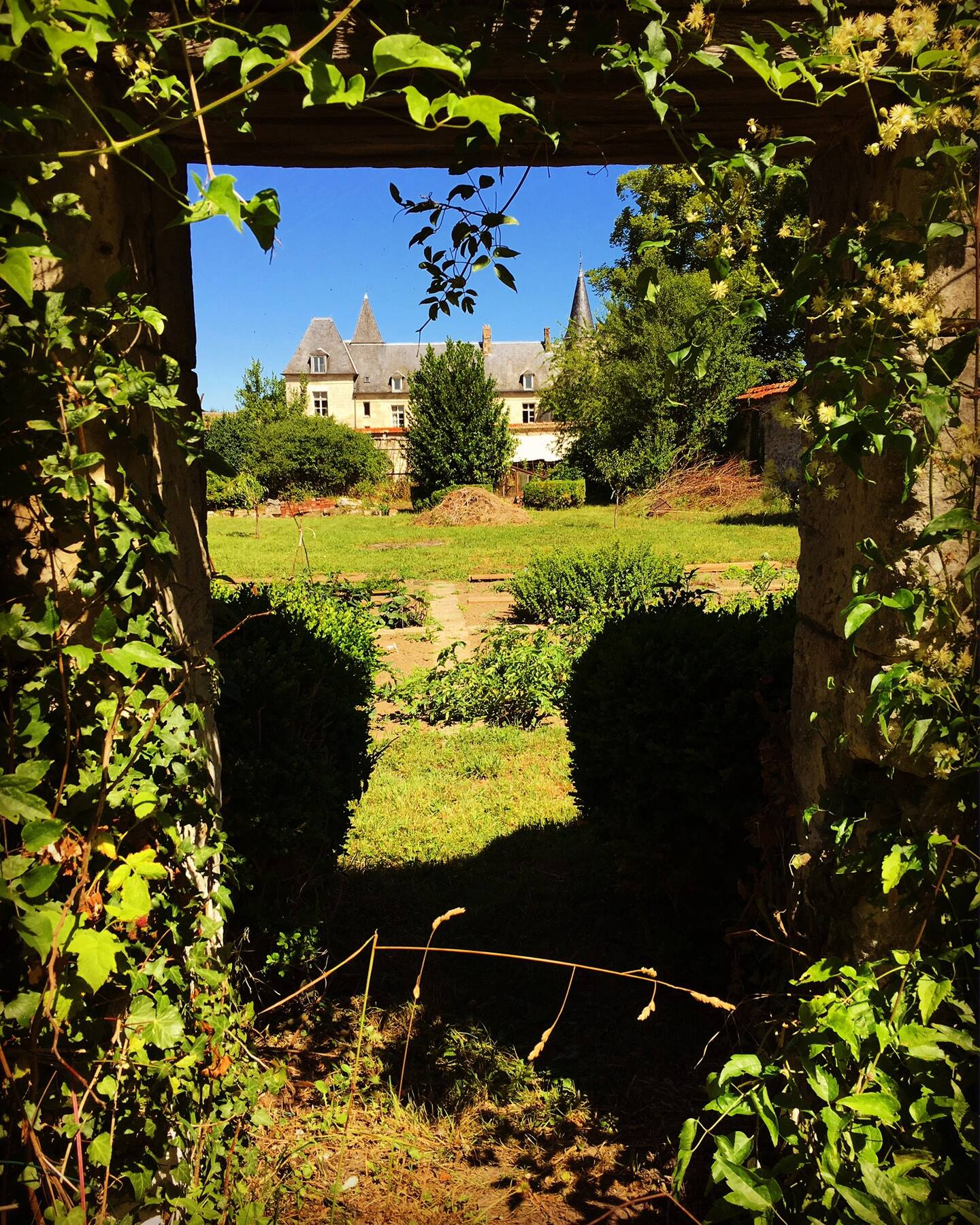 GreenGo - Le château de Coyolles 4