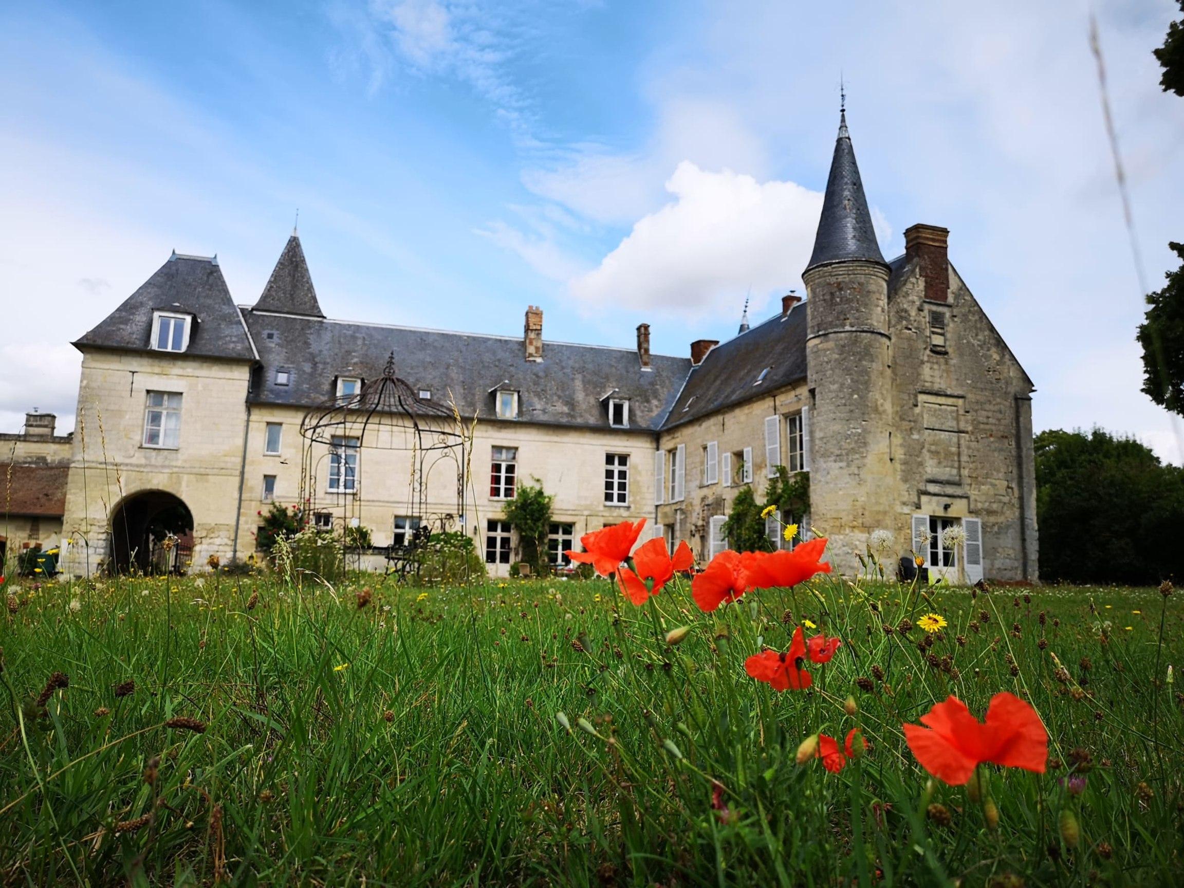 GreenGo - Le château de Coyolles 1